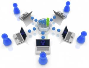la organizacion virtual